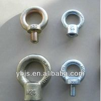 DIN580 eye bolt hot forging zinc plated thumbnail image