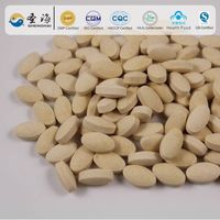 Wholesale marine dietary fibre tablet improve intestinal tract