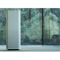 Romanee Home air purifier large office remote control WiFi negative ion smoke removal dust removal b