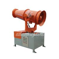 Deeri Fixed type long range large water spray industrial cannon for dedust and humidify