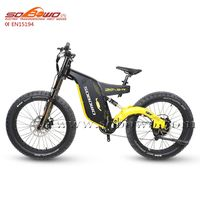 Sobowo Model A8-R Full Suspension High Power with Large Battery Fat Tire Electric Bike for Off Road thumbnail image