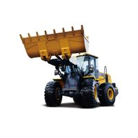 China XCMG 5ton wheel loader LW500FV road machinery thumbnail image