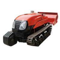 Mini crawler type garden multifunction Tractor