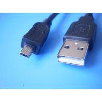 Digital Camera Cable/ USBAM TO MINI8P