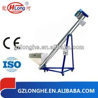 Screw feeder/plastic material hopper auto loaders 1000-3000kg/h