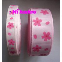 Decorative Gift Printed Grosgrain Ribbon thumbnail image