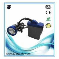 T7 -A lampara minera LED, safety rechargeable LED headlamp