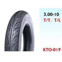 motorcycle  tubeless  tyre ,3.00-10 thumbnail image
