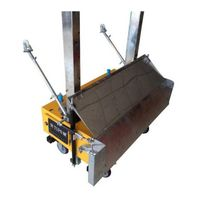 automatic plastering machine china