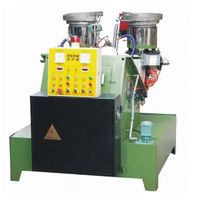 The multifunctional 2 spindle abnormity nut tapping machine made in China