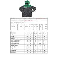 Children's jacket apparel stock thumbnail image