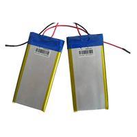 polymer lithium battery cell 3.7V 2000mAh