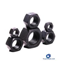 Hex Nut Galvanized DIN934