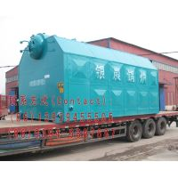 SZL steam boiler with chains of double drums