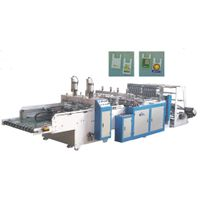 CY-430-3502Automatic T-Shirt Bag Making Machine(Two Lines)