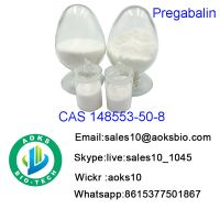 china factory Pregabalin Pharmaceutical Materials Pregabalin CAS 148553-50-8