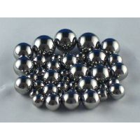 Chrome steel ball thumbnail image