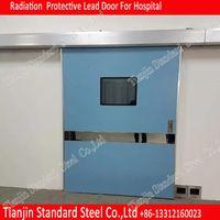 X-ray Radiation Protection 2mmpb Motorized Sliding Lead Door thumbnail image