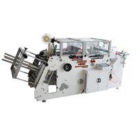 HBJ-D800 paper carton erecting machine