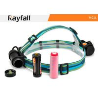 Rayfall cree xml t6 super bright outdoor brand new hot sale led headlight
