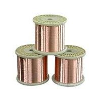 Electroplated CCAM WIRE