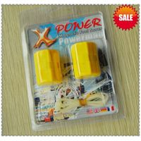 2 pairs Car Truck Boat Magnetic Fuel Saver XP-2 2500 Gauss clean Air