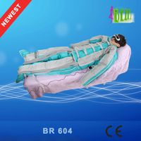 3in1 pressotherapy far infrared stimulate lymph drainage air pressotherapy machine