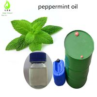 Therapeutic Grade Bulk Peppermint oil Mentha Arvensis Oil Free Sample For Refreshing