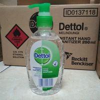 Dettol, Purell Hand Sanitizers 200ml