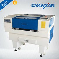 new design co2 leather laser cutting machine price