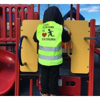 Factory Price Custom High Visibility School Children Kid Hi Vis Reflective Safety Vest For Children thumbnail image