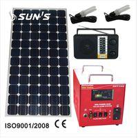 solar home system 20w