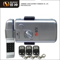 Factory Supply _TM card and Keypad Door Lock, wireless lock, (LY15CR2-11BM)