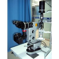 convert your slit lamp digital with beamsplitter and camera adapter