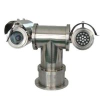 Explosion-Proof IP HD PTZ Camera GCS-TB636