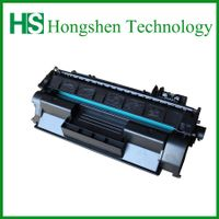 Compatible wholesale black toner cartridge for HP CE505A