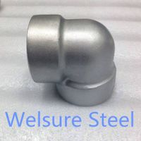 Supply Duplex Stainless Steel S31500. S31803. S32304. S32205. S32760. S32750 Socket Elbow90° thumbnail image