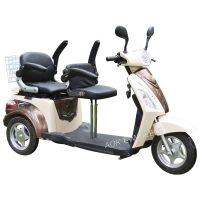 High Quality Disabled Scooter for Passenger with Deluxe Saddle (TC-018B) thumbnail image