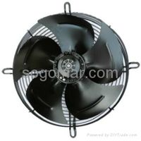 Axial Fan SFM350 with metal impeller for cooling ventilation fan