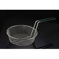 Round Wire Mesh Fryer Basket