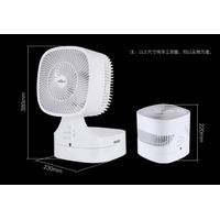 "Low price 8"" folding circulator fan AC/DC with Letter of Patent"