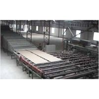 China gypsum board production machine