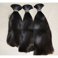Wholesale Fashionable Raw Human Hair Virgin Brazilian Hair Bulk
