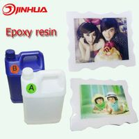 Clear Epoxy Resin for Photo Frame Crystal