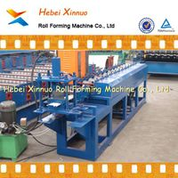 slatting roll forming machine for metal roller shutter door