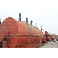 Get crude oil from waste plastic to oil refinig machine thumbnail image