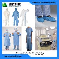 The Disposable Protective Clothing
