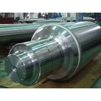 work roll for steel rolling mill