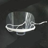 EchoFlove transparent mask Dental doctors Food Hotel plastic kitchen restaurant hotel special mask