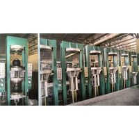 Bladder Tire Shaping and Forming Vulcanizer Curing Press